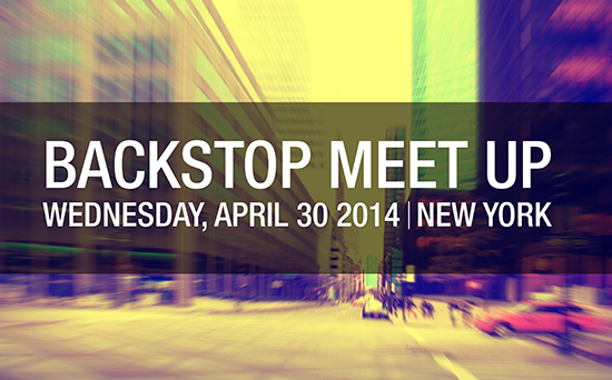 Backstop Meetup in NYC