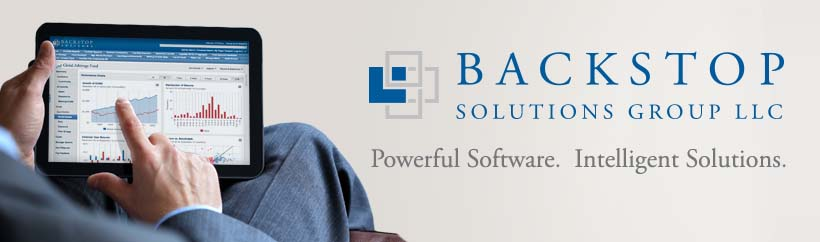 Backstop Solutions Group. Powerful Software. Intelligent Solutions.