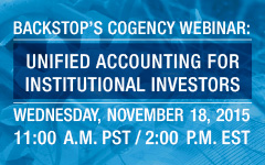 Webinar: Unified Accounting for Institutional Investors