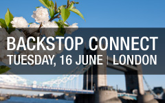 Backstop Connect London 2015